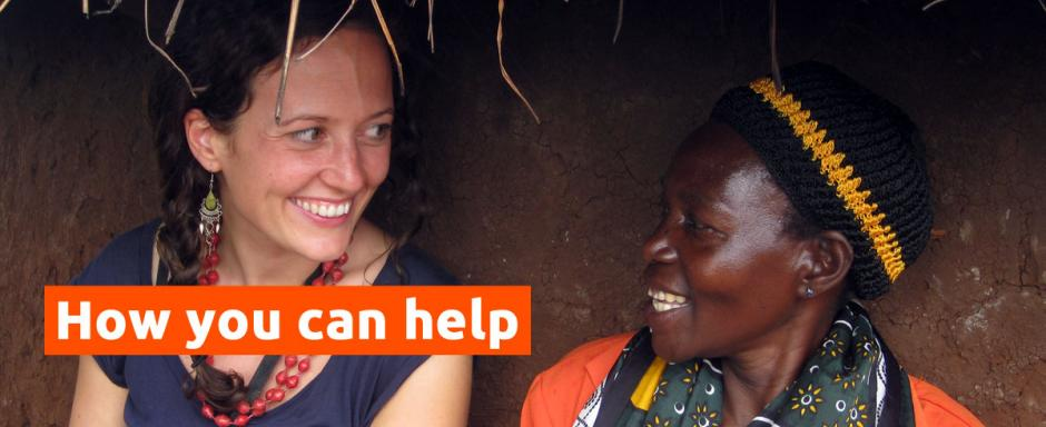 How you can help Build Africa