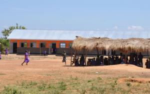 Build a school in Africa