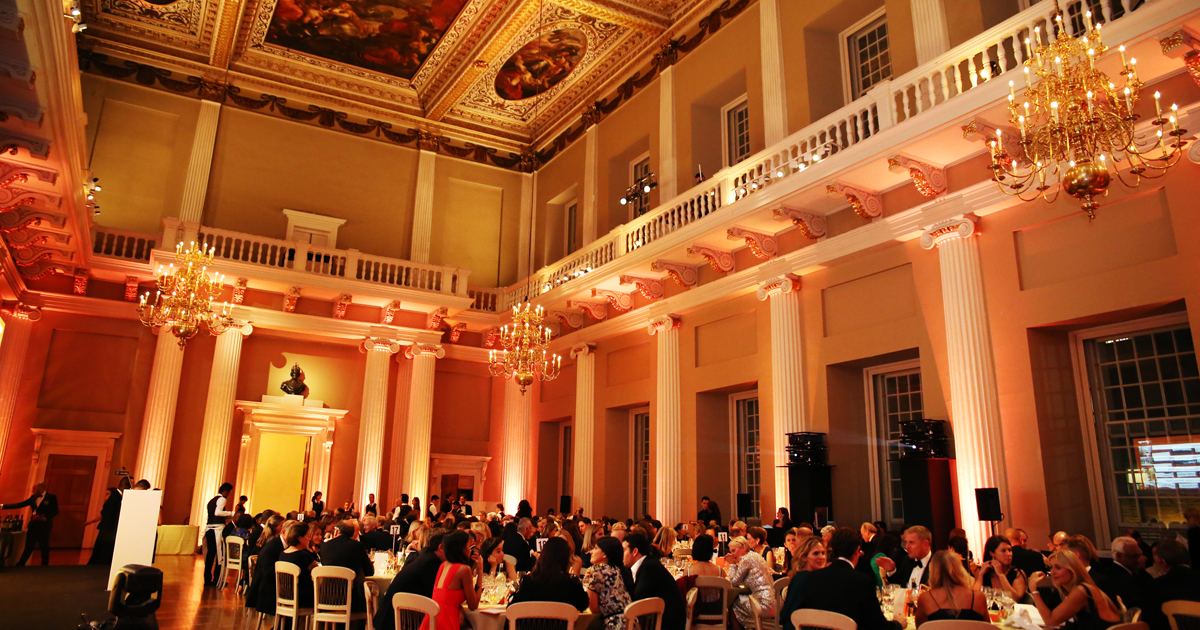 The Build Africa Ball 2017 at Banqueting House
